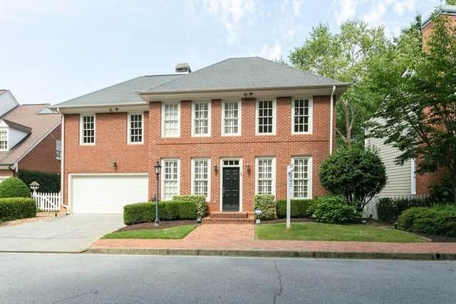 2119 Village Pt, Atlanta, GA 30319 (MLS #8839803) :: Keller Williams Realty Atlanta Partners