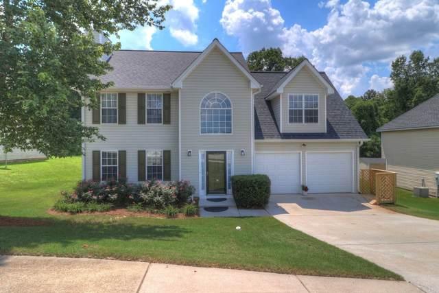 1534 Callaway Loop, Conyers, GA 30012 (MLS #8840207) :: Bonds Realty Group Keller Williams Realty - Atlanta Partners