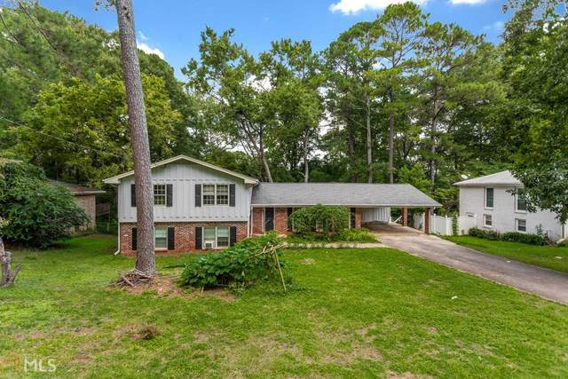 4084 Indian Manor Dr, Stone Mountain, GA 30083 (MLS #8840504) :: Crown Realty Group
