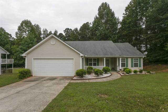 241 Cheyenne Way A/43, Auburn, GA 30011 (MLS #8847260) :: Rettro Group