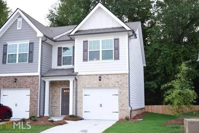 60 Chastain Cir, Newnan, GA 30263 (MLS #8848275) :: Keller Williams Realty Atlanta Partners