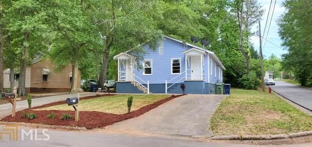 216 Alabama St, Griffin, GA 30223 (MLS #8850416) :: AF Realty Group