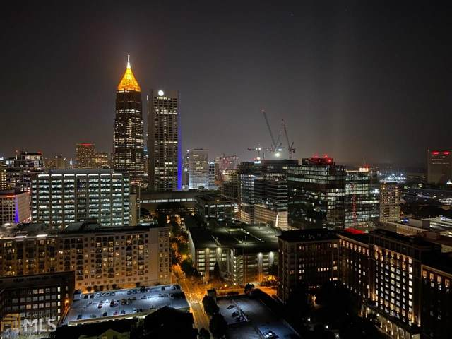 860 Peachtree St #2618, Atlanta, GA 30308 (MLS #8851621) :: Military Realty