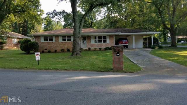 433 Parkwood Way, Jonesboro, GA 30236 (MLS #8852865) :: Military Realty