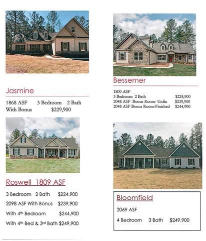 145 S Evergreen Lot 85 Phase 1, Barnesville, GA 30204 (MLS #8854869) :: Rettro Group