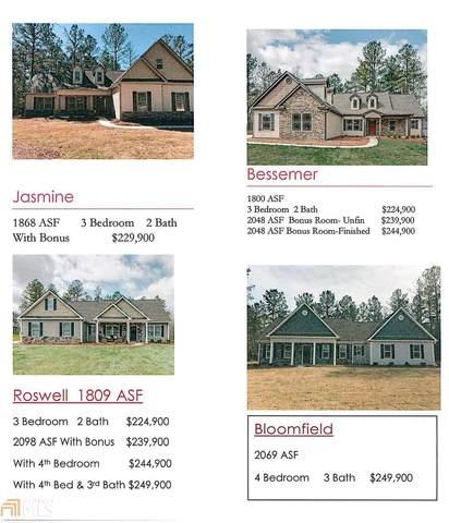 139 Evergreen S Lot 84 Phase 1, Barnesville, GA 30204 (MLS #8854918) :: Rettro Group