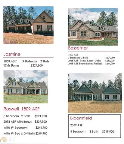 125 Evergreen S Lot 82 Phase 1, Barnesville, GA 30204 (MLS #8854932) :: Rettro Group