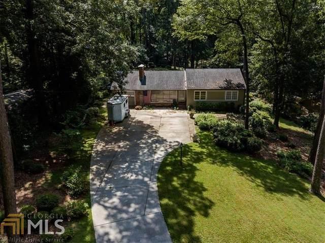 995 Canter Rd, Atlanta, GA 30324 (MLS #8855152) :: Crown Realty Group