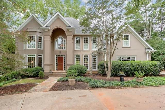 112 Atlanta Country Club Dr, Marietta, GA 30067 (MLS #8855653) :: AF Realty Group