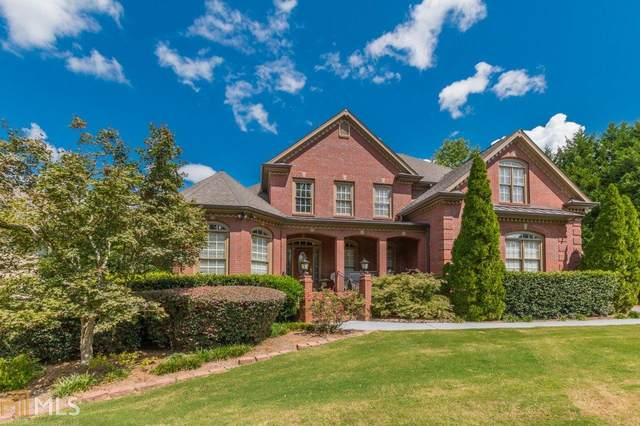 105 Carriage Station Dr, Lawrenceville, GA 30046 (MLS #8856338) :: The Durham Team