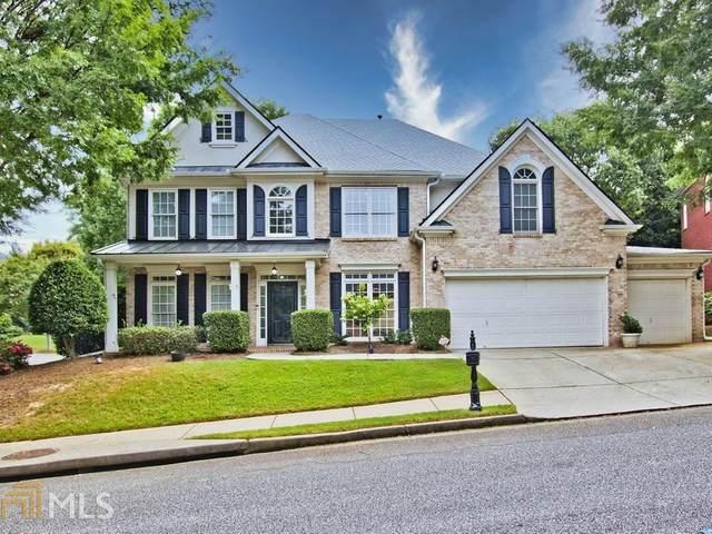 3501 Ivy Manor Rd, Smyrna, GA 30080 (MLS #8857672) :: The Durham Team