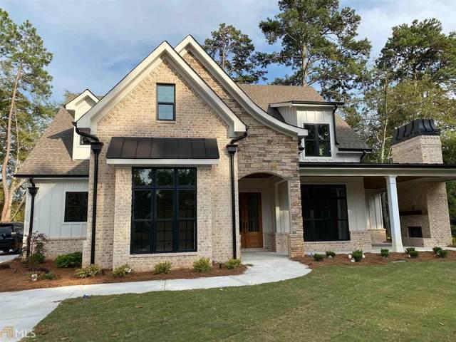 0 Durham Estates Dr #22, Sharpsburg, GA 30277 (MLS #8857688) :: Rettro Group