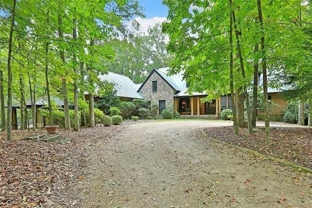 301 Kemp Road, Suwanee, GA 30024 (MLS #8859740) :: Buffington Real Estate Group