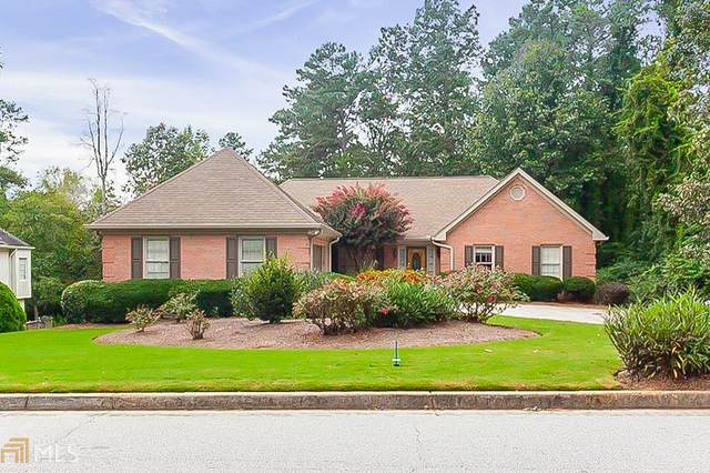 2041 Weatherstone, Conyers, GA 30094 (MLS #8860925) :: Buffington Real Estate Group
