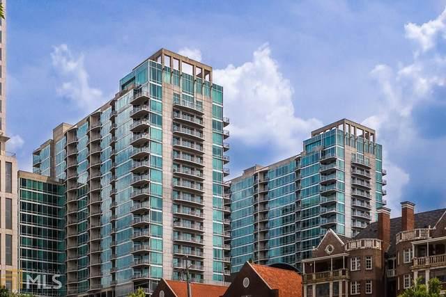 923 Peachtree St #925, Atlanta, GA 30309 (MLS #8861146) :: Tim Stout and Associates