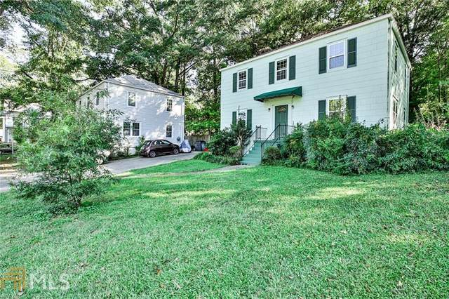 402 S Columbia Dr, Decatur, GA 30030 (MLS #8861504) :: Military Realty