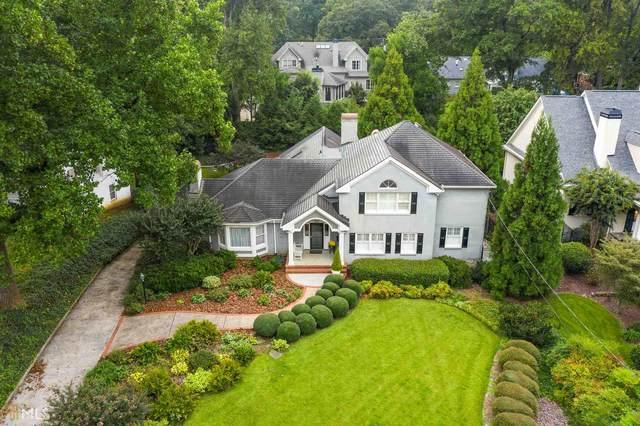 250 Robin Hood Rd, Atlanta, GA 30309 (MLS #8862403) :: Bonds Realty Group Keller Williams Realty - Atlanta Partners