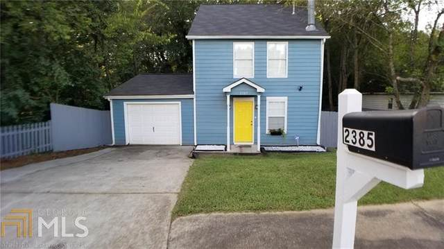 2385 Semmes St, East Point, GA 30344 (MLS #8865237) :: Military Realty