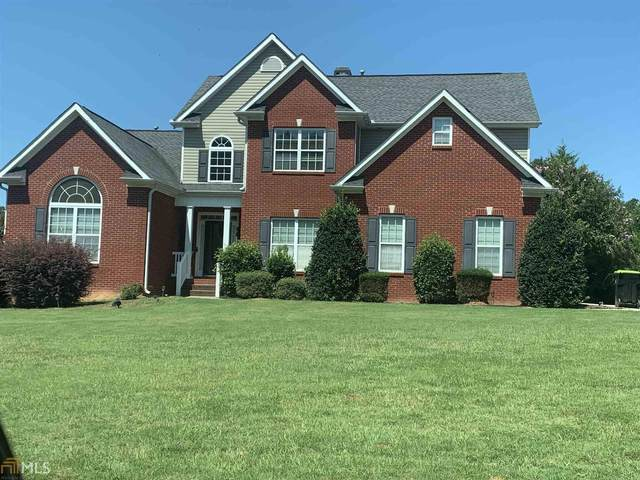 205 Hedgerow Trl, Fayetteville, GA 30214 (MLS #8867962) :: Military Realty