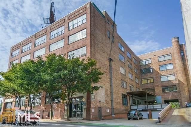 426 NW Marietta Street #208, Atlanta, GA 30313 (MLS #8869195) :: Anderson & Associates