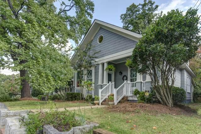 83 Waddell St, Atlanta, GA 30307 (MLS #8871471) :: Keller Williams