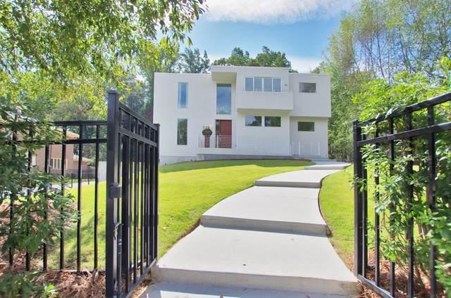 943 Wildwood Rd, Atlanta, GA 30306 (MLS #8871487) :: Crown Realty Group