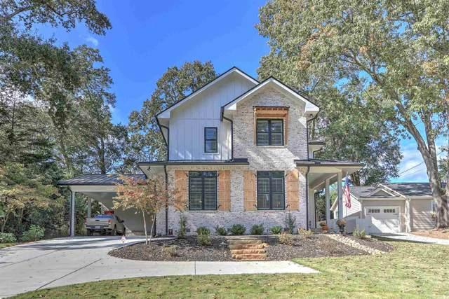 170 Parkway Dr, Athens, GA 30606 (MLS #8871900) :: Bonds Realty Group Keller Williams Realty - Atlanta Partners