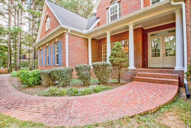 572 Forrest Ave, Fayetteville, GA 30214 (MLS #8872864) :: Michelle Humes Group