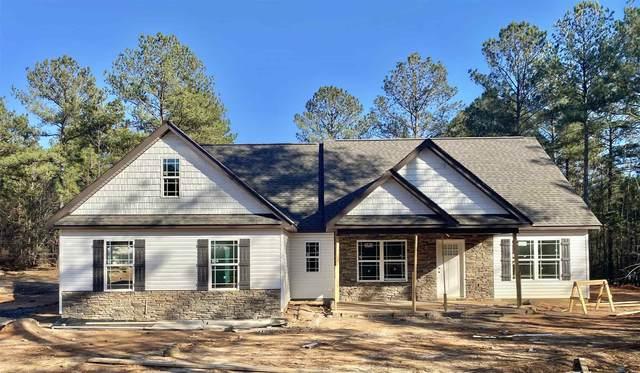 105 Olivia Way Lot 96, Barnesville, GA 30204 (MLS #8876814) :: Rettro Group