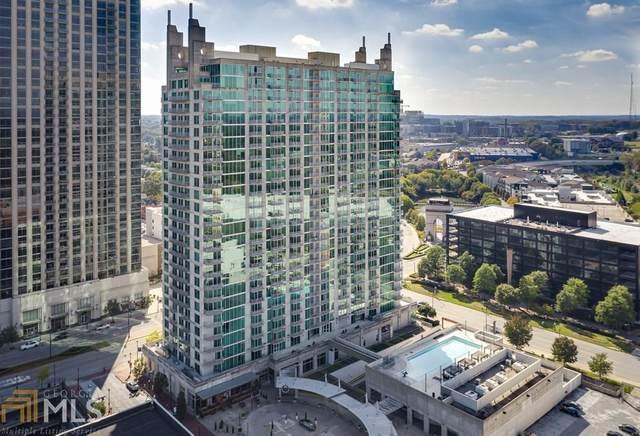 361 17Th St #906, Atlanta, GA 30363 (MLS #8876842) :: Buffington Real Estate Group