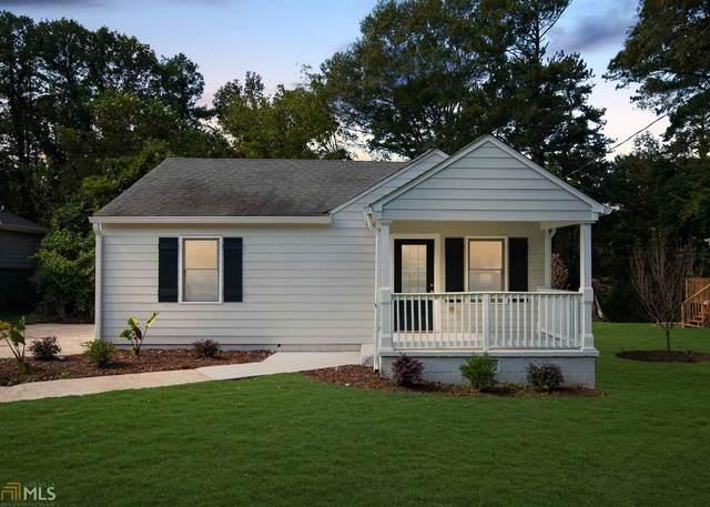 1991 Mcafee Pl, Decatur, GA 30032 (MLS #8877838) :: Bonds Realty Group Keller Williams Realty - Atlanta Partners