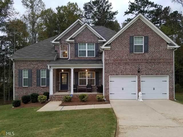 2502 Ginger Leaf Way #6, Conyers, GA 30013 (MLS #8878097) :: Keller Williams Realty Atlanta Classic