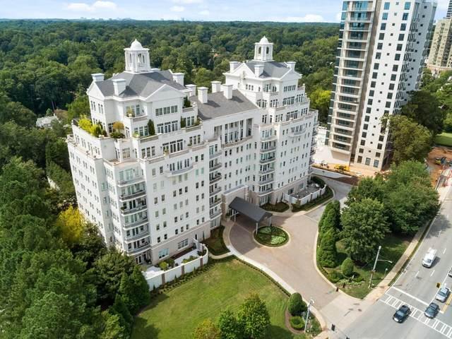 2500 Peachtree Road NW 304N, Atlanta, GA 30305 (MLS #8879268) :: Houska Realty Group