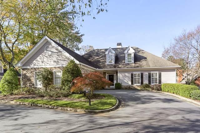 27 Ridgemere Trce, Sandy Springs, GA 30328 (MLS #8879437) :: Regent Realty Company