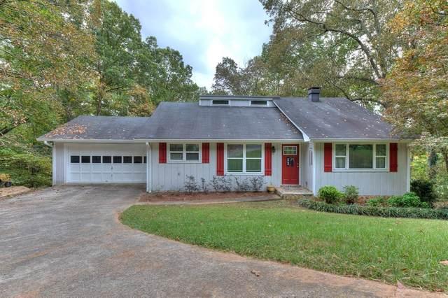 23 Ridgewood Dr, Cartersville, GA 30120 (MLS #8879514) :: Keller Williams Realty Atlanta Classic