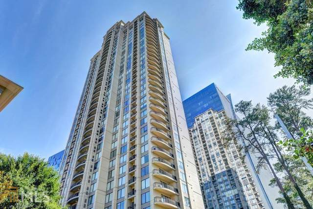 3445 Stratford Rd #2501, Atlanta, GA 30326 (MLS #8880012) :: AF Realty Group