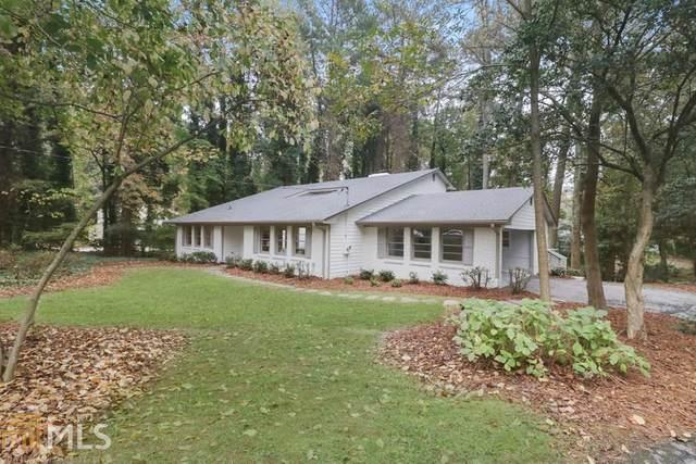 1105 Spalding Dr, Sandy Springs, GA 30350 (MLS #8881014) :: Buffington Real Estate Group
