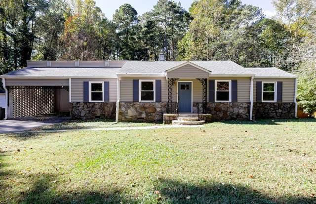 2091 Clairmont Terrace, Atlanta, GA 30345 (MLS #8882137) :: Keller Williams Realty Atlanta Classic