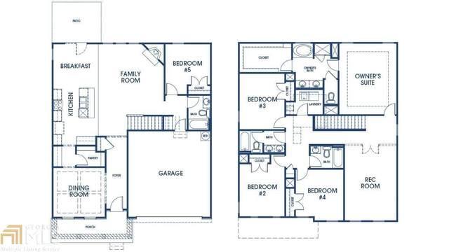 3635 Maple Hill Rd Lot 91, Stonecrest, GA 30038 (MLS #8882809) :: Scott Fine Homes at Keller Williams First Atlanta