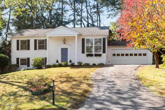 3782 Montford Dr, Chamblee, GA 30341 (MLS #8883471) :: Tim Stout and Associates