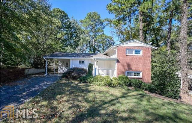 3108 Coral Way, Chamblee, GA 30341 (MLS #8883791) :: Rettro Group