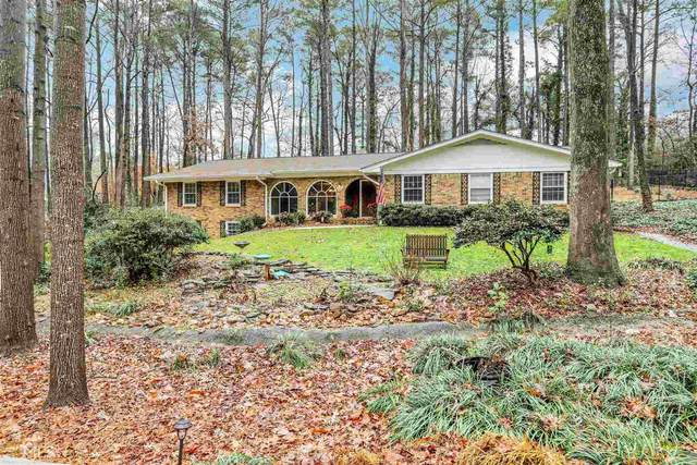 5428 Pheasant Run, Smoke Rise, GA 30087 (MLS #8884105) :: Tim Stout and Associates