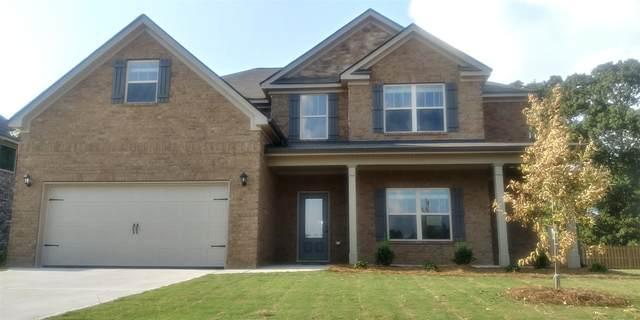 11236 Promise Pl Lot 35, Hampton, GA 30228 (MLS #8884404) :: Rettro Group