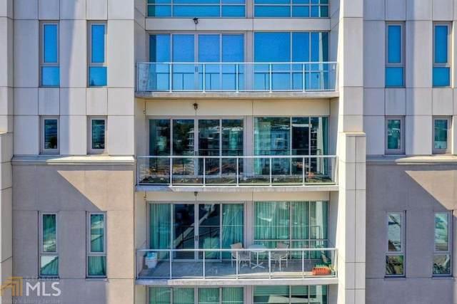 1100 Howell Mill Rd #811, Atlanta, GA 30318 (MLS #8885374) :: Anderson & Associates