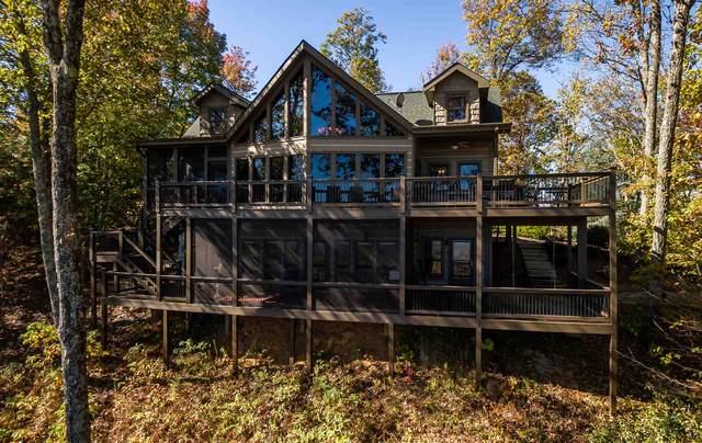 90 Frog Mountain Vw, Blue Ridge, GA 30513 (MLS #8885862) :: Rettro Group