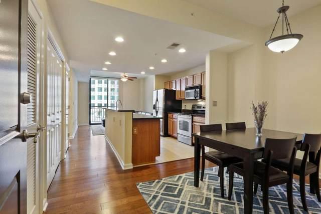 3040 Peachtree Rd #614, Atlanta, GA 30305 (MLS #8887405) :: Keller Williams Realty Atlanta Partners