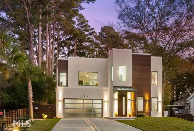 1437 Woodland Hills Dr, Atlanta, GA 30324 (MLS #8888248) :: Amy & Company | Southside Realtors