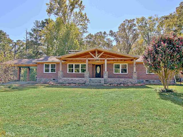 400 Standing Rock Rd, Senoia, GA 30276 (MLS #8888701) :: Keller Williams Realty Atlanta Partners