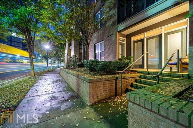 390 17Th St #2037, Atlanta, GA 30363 (MLS #8888980) :: Amy & Company | Southside Realtors
