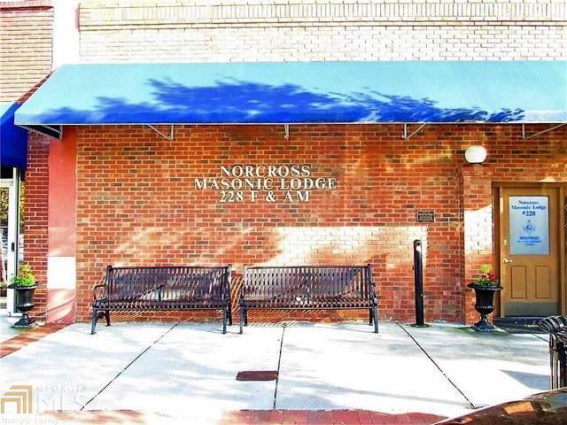 67 S Peachtree St, Norcross, GA 30071 (MLS #8889076) :: The Huffaker Group